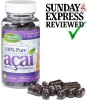 100% pure acai berry extract